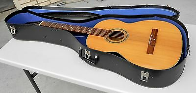Yamaha S-70 Dynamic Guitar + Case Very good original from 1960s