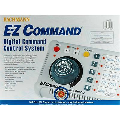NEW Bachmann EZ Command DCC Controller System 44932