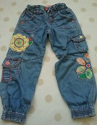 girls jeans aged 3-4 yrs, marks and spencer