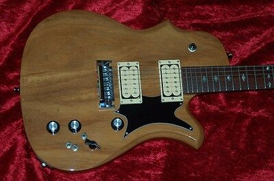 BC RICH SEAGULL 40th ANNIVERSARY 1969-2009*HANDMADE IN USA*REAL VINTAGE TONE*NOS