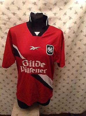 Vintage Hannover 96 shirt. Adults Small