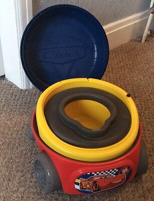The First Years Disney Pixar Cars 3 In 1 Potty System