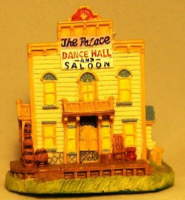 The Americana Collection Liberty Falls Palace Dance Hall & Saloon ©1996