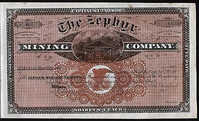 188_ New York: The Zephyr Mining Company (mines located in Colorado)