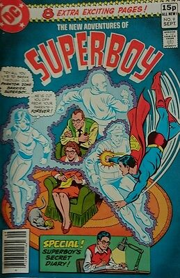 The New Adventures Of Superboy # 9