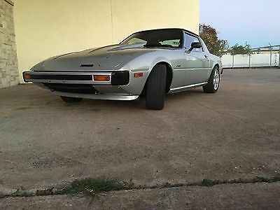 1978 Mazda RX-7 s April of 1978 Mazda RX-7 one of a kind