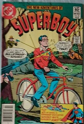 The New Adventures Of Superboy # 26