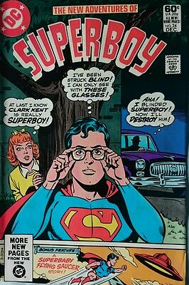 The New Adventures Of Superboy # 24