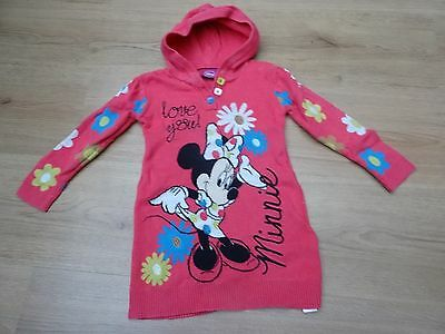 Baby Girls Age 18-24 Months Disney Minnie Mouse Jumper Dress