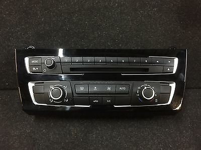 BMW 1 2 Series F20 F22 A/C Heater Climate Control Panel Radio Stereo 6814187