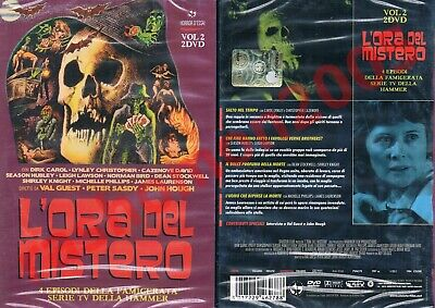 DVD R2 HAMMER HOUSE OF MYSTERY AND SUSPENSE COMPLETE TV SERIES Region 2 PAL NEW