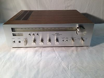 Akai Stereo Receiver Aa-1020 Made In Japan
