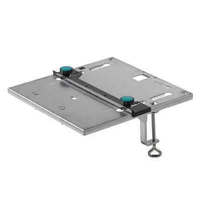Wolfcraft Jigsaw Table with 2 Steel Clamps and a Thickness of Max. 60mm 6197000