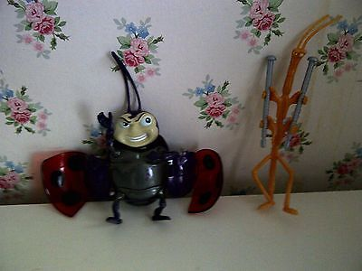 Francis and Slim from Disney bugs life