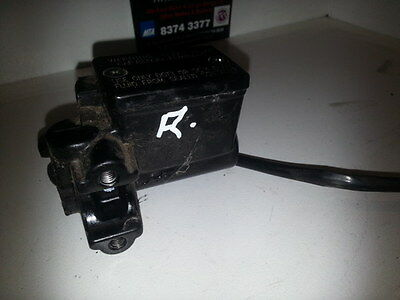 TGB scooter brake master cylinder, rear recycled scooter parts