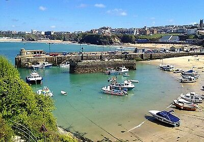 Luxury Caravan For Let Holiday In Newquay Cornwall 6 Berth Trevella Park May 6th