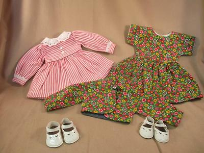 Vintage Kathe Kruse Doll Clothing with Shoes