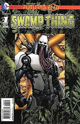 Swamp Thing Futures End #1 (Dc Comics, Nov 2014)