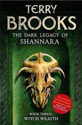 Witch Wraith by Terry Brooks (Paperback, 2013)