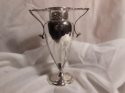 Vintage Sterling Silver Vase/Urn Marked B.B.& B. Co. 7.6 Ounces Beautiful