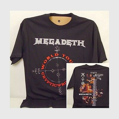 Megadeth Concert Shirt 1998 Tour never worn with tags