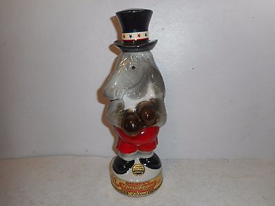 Jim Beam 1964 Boxing Donkey Decanter