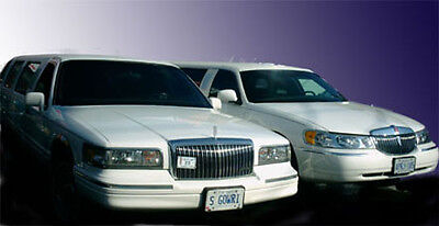 "Lincoln: Town Car 2001 Lincoln Town Car 120"" Stretch Limo"