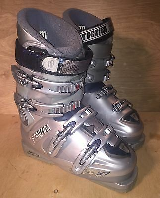 Tecnica Rival X7 284mm Woman Fit Snow Ski Boots