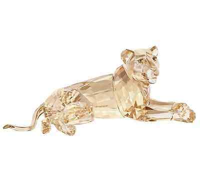 Swarovski SCS LION MOTHER 2016 ANNUAL EDITION *NEW* CRYSTAL FIGURINE 5135895