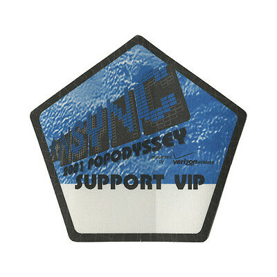 NSYNC authentic Support VIP 2001 tour Backstage Pass