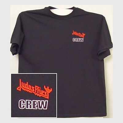 Judas Priest Concert Crew Shirt 2003 Tour never worn with tags