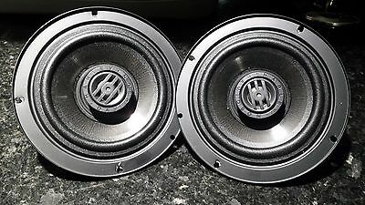 Harley 2014/2015 Oem Touring New Take Off Front Speakers Sets Stock 6.5""