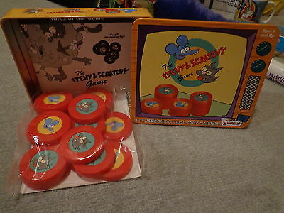 The Itchy & Scratchy Game The Simpsons New