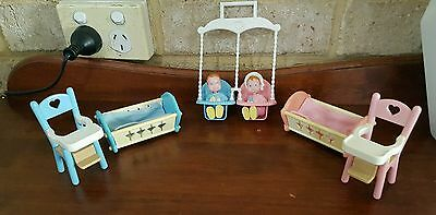 vintage loving family fisher price twins and accessories