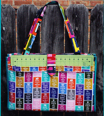 PATTERN - Camp Stitchalot Bag - great quilters bag PATTERN - Sew Sweetness