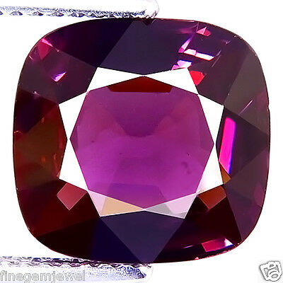 5.05ct FLAWLESS FANTASTIC RARE 100% NATURAL UNHEATED 5A+ PURPLE SPINEL AWESOME