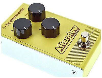 Tc Electronic Afterglow Chorus Effetto Chorus A Pedale Per Chitarra
