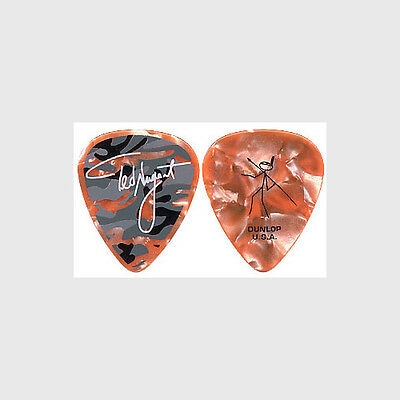 Ted Nugent Ted Nugent authentic 2008 tour Guitar Pick