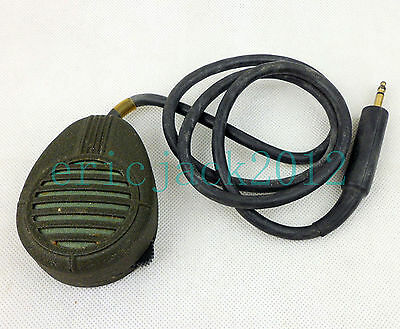 Surplus Chinese Army Radio Microphone MIC Plug-D114