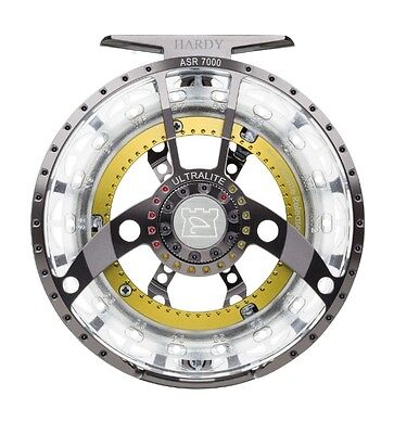 Hardy® Ultralite ASR 9000 Fly Fishing Reel   *NEW FOR 2017!*
