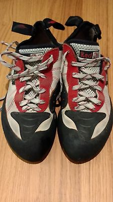 Red Chili Climbing Shoes Size 5.5