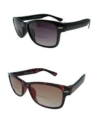 Bifocal Sunglasses Tortoiseshell & Black Sun Reading Glasses UV Protection
