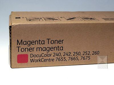 Xerox Toner 006R01451, Magenta DocuColor 240/250/260, WC7765 (Doppelpack)
