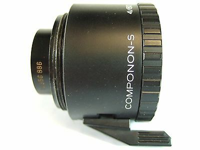 Perfect Schneider COMPONON S 80mm f4 Enlarging Lens 6x7 39mm 1978 80 4 Enlarger