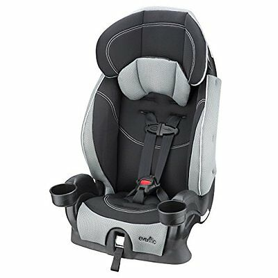 Evenflo Chase Lx Booster Seat Harnessed Adjustable Baby Car Seat Jameson Easy Ne