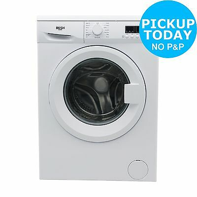 Bush WMNS941W 9KG 1400 Spin Washing Machine - White. Collect Today in Argos