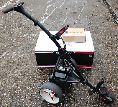 2016 Motocaddy S1 Electric Golf Trolley, 36 Hole Lithium BOXED