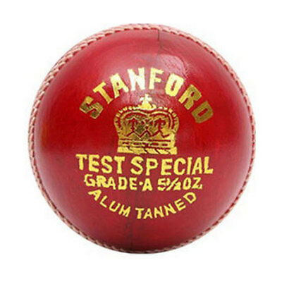 Stanford Cricket Ball Test Special, Pack Of 12 Balls