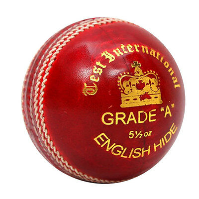 Stanford Cricket Ball Test International, Pack Of 12 Balls