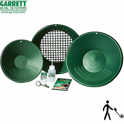 Garrett Gold Panning Kit - All the basics to get you started.